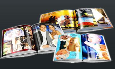 livres photo avec papier brillant 3 albums photos. Black Bedroom Furniture Sets. Home Design Ideas