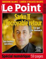 numero 1 du livre photo dans le point