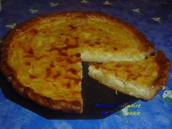 Tarte paradis