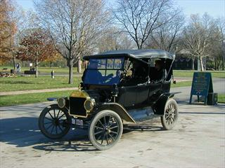 Ford Museum - Greenfield Village