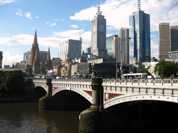 Photo: Australie, Melbourne