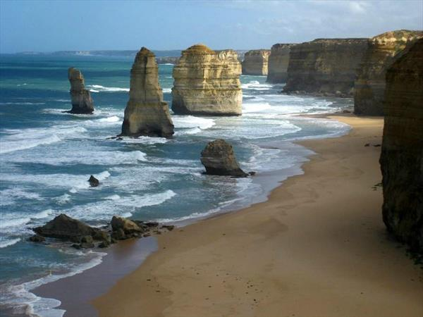 Photo: Australie, Great Ocean Road - The Twelve Apostles