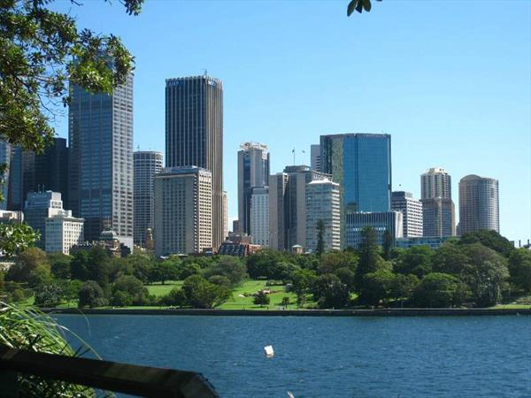 Photo: Australie, Sydney - centre-ville