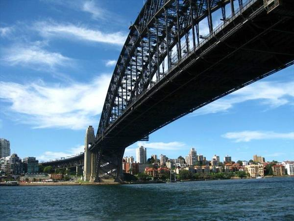 Photo: Australie, Sydney - Harbour Bridge