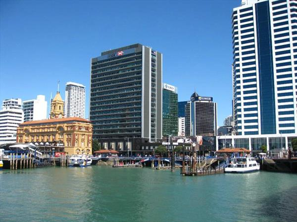 Photo: Nouvelle-Zélande, Auckland