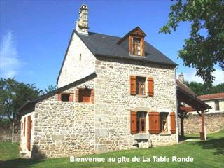 GÎTE DE LA TABLE RONDE