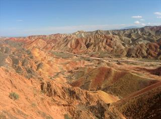 Chine aout 2015 - zhangye et environs