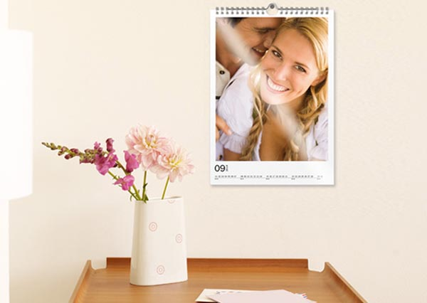 calendrier photo mural comboost