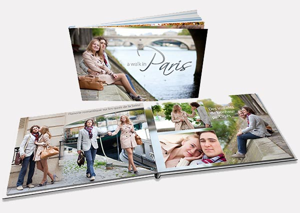 livre photo papier photo