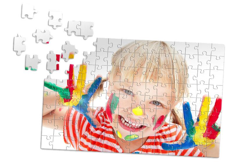 puzzle personnalis 266 pi ces avec photo cr ation de. Black Bedroom Furniture Sets. Home Design Ideas