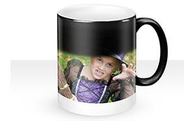 mug magique photo panorama personnalisable photo