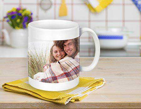mug photo personnalisable