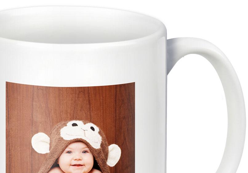 mug photo personnalis commander en ligne pour droitier ou gaucher sur comboost photo. Black Bedroom Furniture Sets. Home Design Ideas