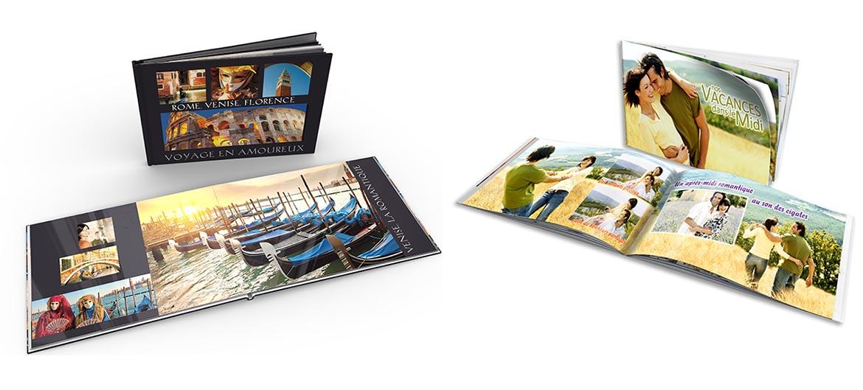 livre photo a4 panorama commander cr er en ligne avec papier photo et brillant. Black Bedroom Furniture Sets. Home Design Ideas