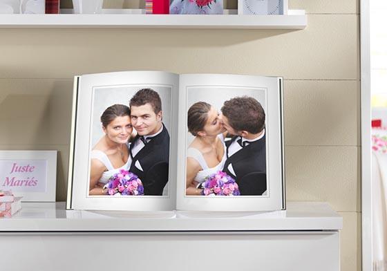 livre photo a4 un grand classique cr avec notre logiciel de cr ation d 39 album photo cewe en. Black Bedroom Furniture Sets. Home Design Ideas